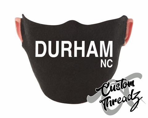 Durham Face Mask
