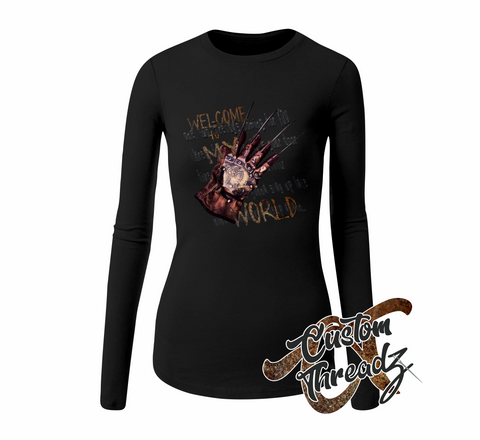 Ladies Elm Street Long Sleeve