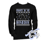 Mens Frosty Is My Homeboy Long Sleeve