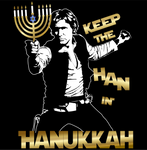 Ladies Han in Hanukkah