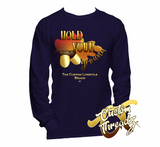 Mens Hold Your Ground Long Sleeve