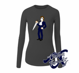 Ladies Michael Myers Long Sleeve