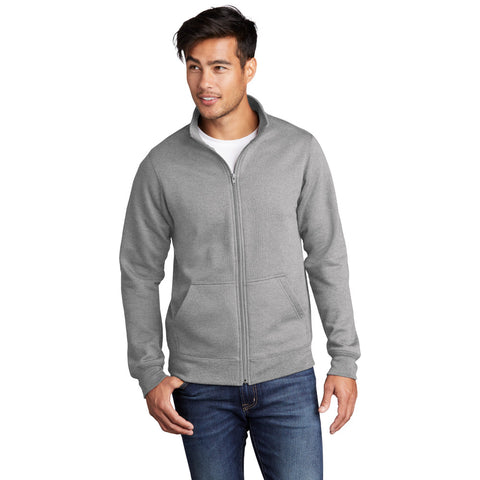 PC78FZ Core Fleece Cadet Full Zip Sweatshirt