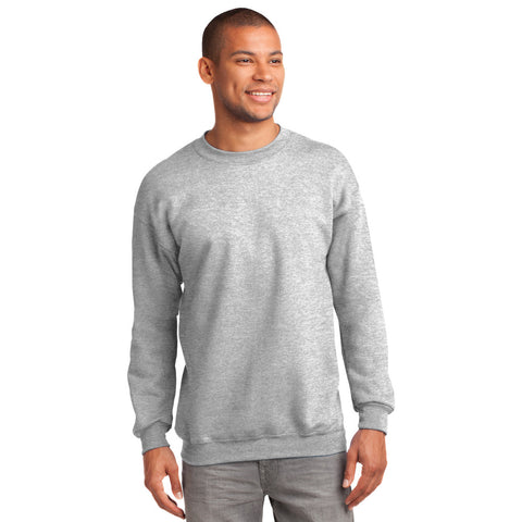 PC90T Tall Essential Fleece Crewneck Sweatshirt