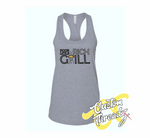 Ladies Poor Little Rich Grill Tank Top