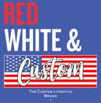 Youth Red, White, & Custom