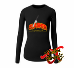 Ladies Slasher Long Sleeve