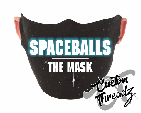 Spaceballs: The Mask Face Mask