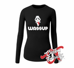 Ladies Wassup Long Sleeve