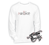 "Mens ""Woke"" - Long Sleeve"