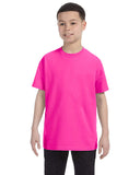 G500B - Gildan Youth Heavy Cotton Tee