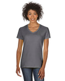 G500VL - Gildan Ladies Heavy Weight V-Neck Tee