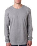 N3601 Men's Cotton Long Sleeve Tee
