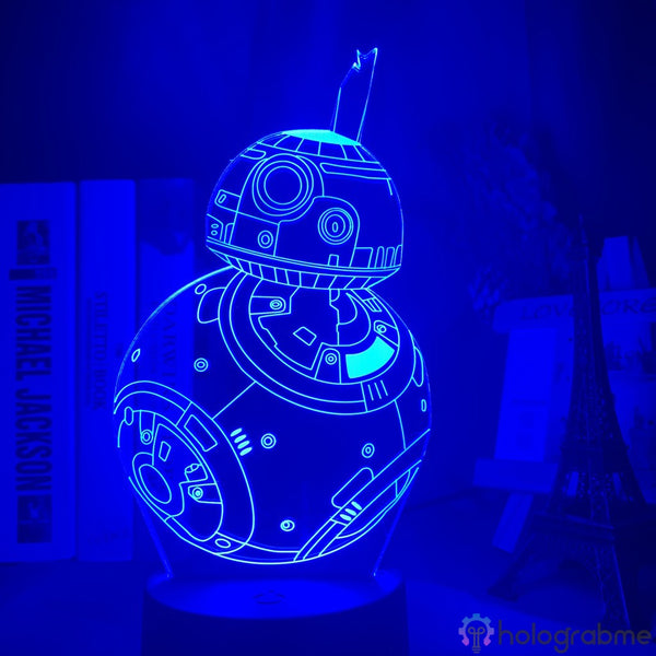 Lampe Star Wars BB-8
