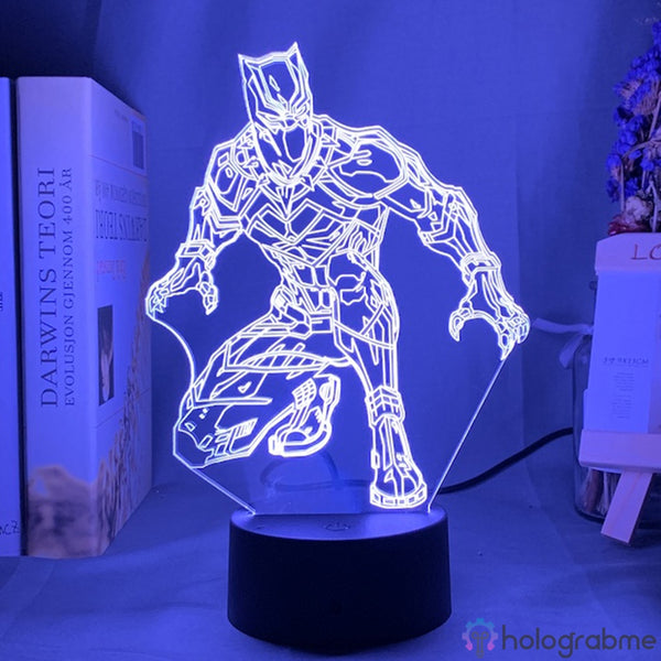 Lampe Marvel Black Panther
