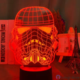 Lampe Star Wars Casque Stormtrooper