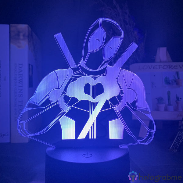 Lampe Marvel Deadpool 3