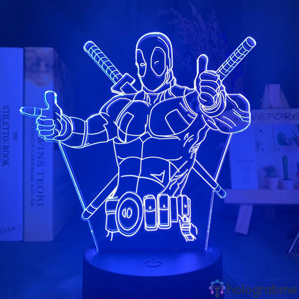 Lampe Marvel Deadpool