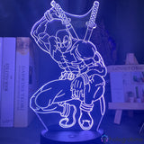 Lampe Marvel Deadpool Comics