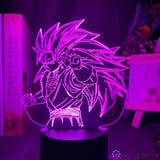 Lampe Dragon Ball Z Goku SSJ 3