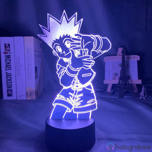 Lampe Hunter x Hunter Gon Freecs Nen