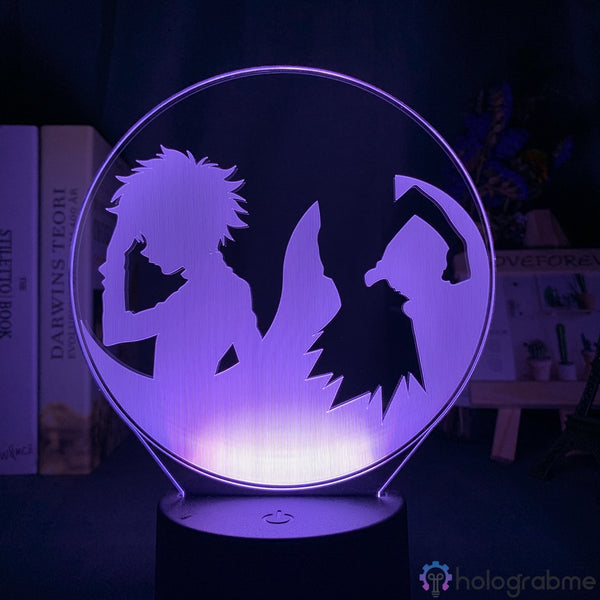 Lampe Hunter x Hunter Gon et Killua