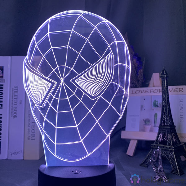 Lampe Marvel Jeux Spiderman