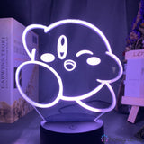 Lampe 3D - Kirby | Holograbme