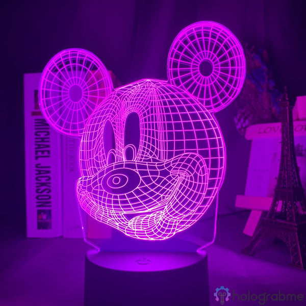 Lampe 3D - Mickey Mouse | Holograbme