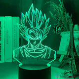 Lampe Dragon Ball Z Son Goku Super Saiyan