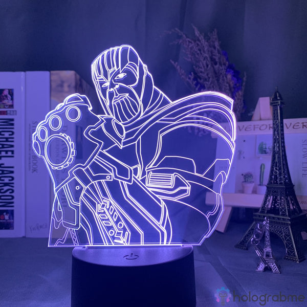 Lampe Marvel Thanos