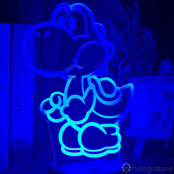 Lampe 3D - Yoshi Switch | Holograbme