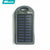 Melery Solar Charger 5000mAh Portable Solar Power Bank Waterproof/Shockproof/Dustproof Dual USB Battery Bank for cell phone