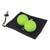 Peanut Massage Ball Double Lacrosse Ball Trigger Point Yoga Massage Massager Ball Gym Fitness Ball For Body Building