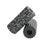 New Solid Gear Shape Yoga Foam Roller For More Deeply Massage Your Muscle