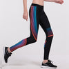 Hot Women Sports Gym Pants Yoga Exercise Black Fitness Leggings Workout Training Clothes For Sliming Shaper Running Clothing