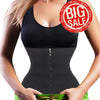 Black Super Stretch Waist Cinchers Control Stomach Girdles Slimmer Waist Trainer Corset Hourglass Fitness Modeling Belt S-3XL
