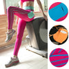 Women Tights Sports Leggings Yoga Pants Running Patchwork Breathable Fitness Skinny Pants Slim Gym Leggings Push Up Sexy Trouser