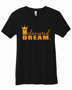 Melanated Dream V Neck