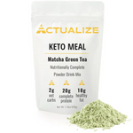 Actualize - Keto Meal V2, keto, keto meal replacement shake, keto meal replacement, best keto meal replacment