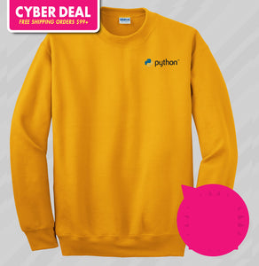 Gildan Heavy Blend Crewneck Sweatshirt (KA Tiger Included)