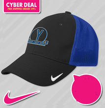 Nike Mesh Back Cap (KA Tiger Logo Included)