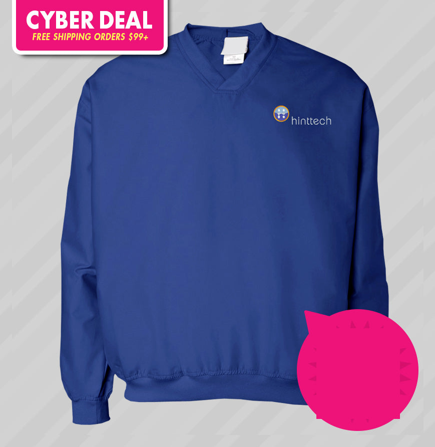 Microfiber Windshirt (KA Tiger Logo Included)