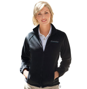 Ladies' Cambridge Full Zip Fleece (KA Tiger Logo Included)