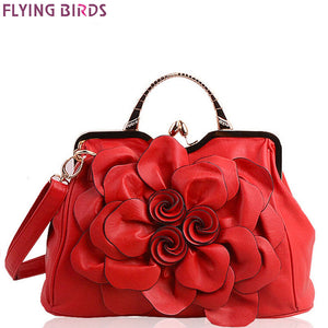 FLYING BIRDS Fashion women Handbag famous brands luxury Women Shoulder bags Ladies in women's tote bolsa new arrive bag LS4996fb