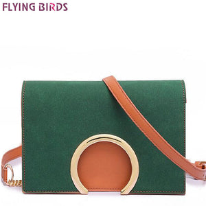 FLYING BIRDS fashion bags handbags women shoulder bag famous brands messenger bags mini leather tote high quality pouch A407fb