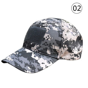 Vogue Women Men Headwear Hats Unisex Tactical Cap American US Flag Patch Baseball Hat LM75