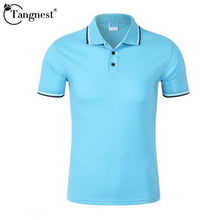 TANGNEST Women Summer Polo Shirts 2017 Hot Sales Breathable Solid Causal Style Short Sleeve Young Ladies Polo Shirt  WTP012