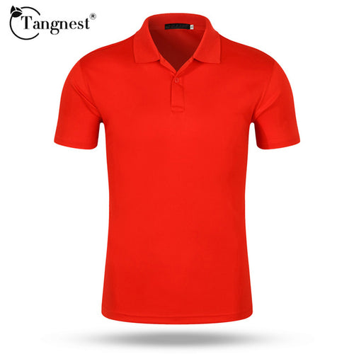 TANGNEST Women Summer Polo Shirts 2017 Solid Color Style Breathable Causal Short Sleeve Female ashion Polo Shirts  WTP017
