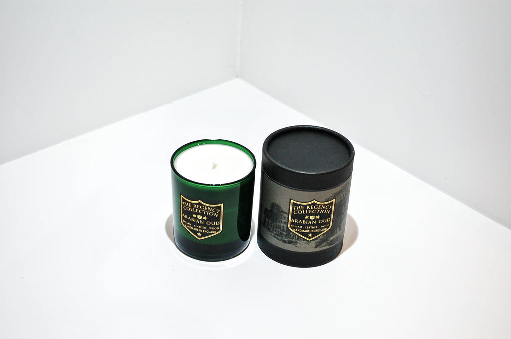 Parkminster Scented Candle - Arabian Oud
